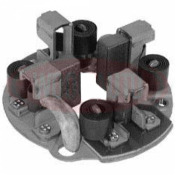 DTS - New Starter Brush Holder For Isuzu Diesel  12 Y  24V  2.5 Y 4.5 Kw - 69-8203