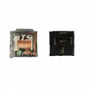 DTS - Set of 10 12V Automotive Relay 5 Pin 5 Wires LED w/Harness Socket 80/90 Amp - Image 3