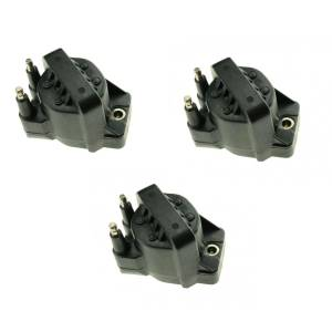 DTS - Set of 3 Ignition Coil for Cadillac Buick Chevrolet Oldsmobile Pontiac - DR39 - Image 1
